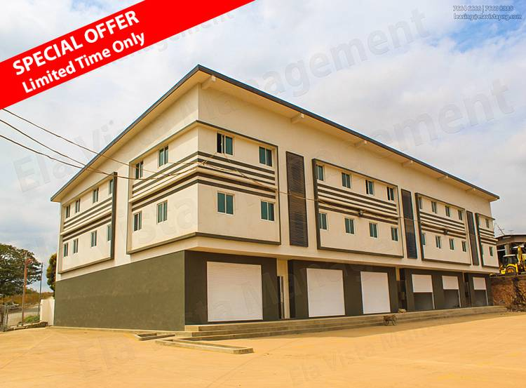 Shoplot Units, Sky View Estate, 7 mile, Port Moresby, NCD