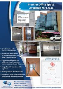commercial Offices for rent in Town ID 14472