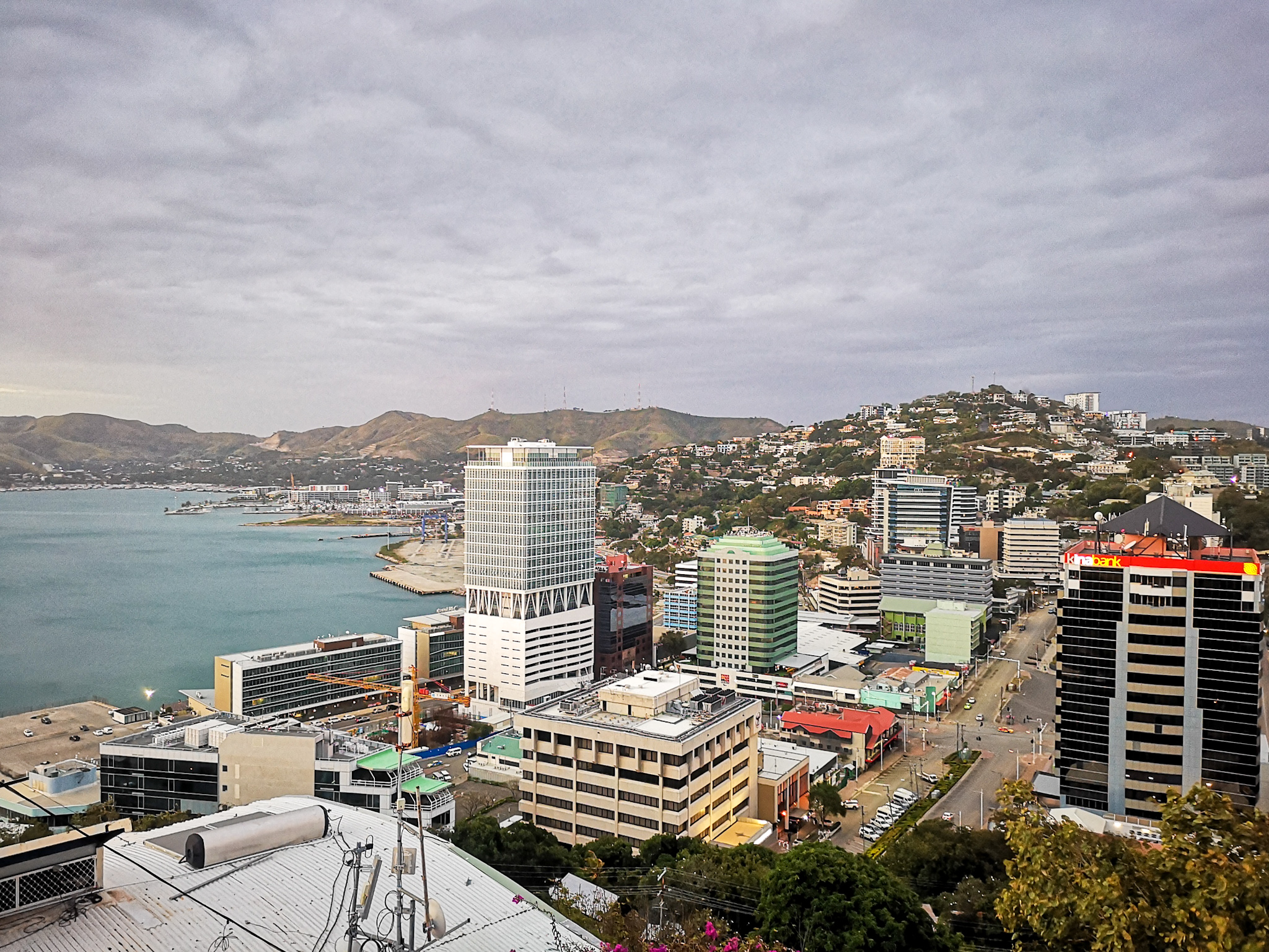 Port Moresby Location Profile