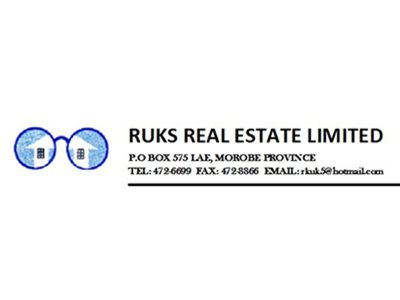 Ruks Real Estate, Lae